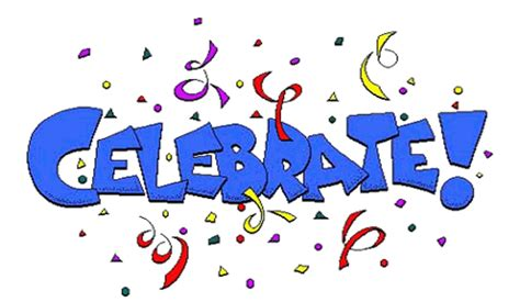 Free Celebration Clip Art Pictures - Clipartix