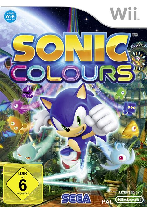 sonic colors ds review sonic colours wii prince