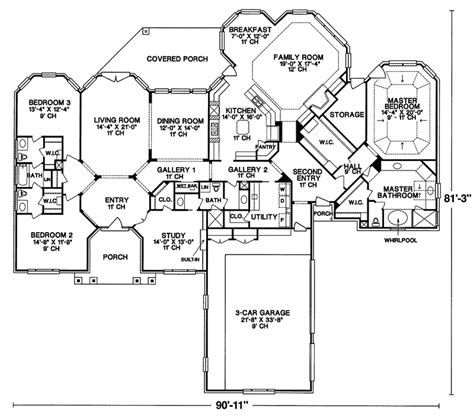 luxury home floorplans awesome luxury ranch home plans 1 luxury ranch house