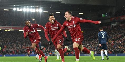 Liverpool – Manchester United wynik i relacja Premier ...