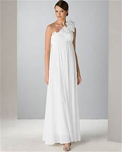 aqua long chiffon one shoulder dress bloomingdale39s With bloomingdales wedding dresses chicago