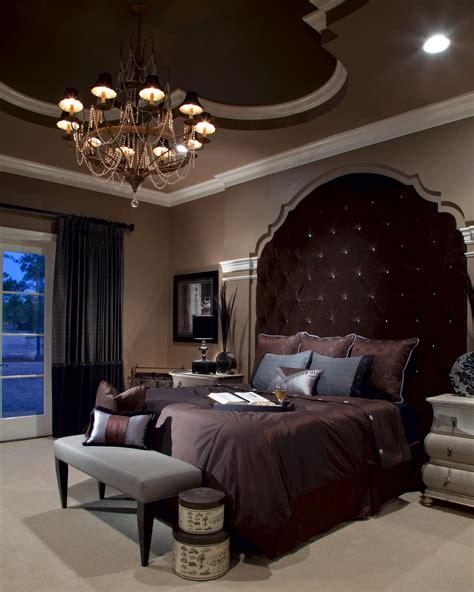 Luxurious Master Bedrooms Photos Brown Bedroom Photos Hgtv