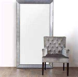 contemporary floor mirrors