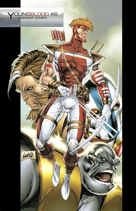 1000+ Images About Youngblood On Pinterest  Rob Liefeld, Comic Art And Image Comics