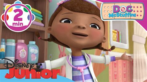 Doc Mcstuffins  The Baby's Coming Home Song  Disney