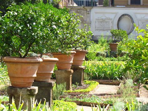 cuisine aubergines agrumes en pots un jardin à l 39 italienne