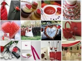 theme mariage original déco thème amour valentin