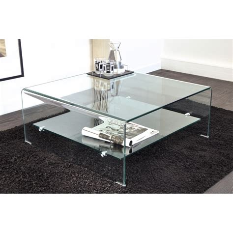 ensemble meuble tv et table basse carr 233 e en verre courb 233