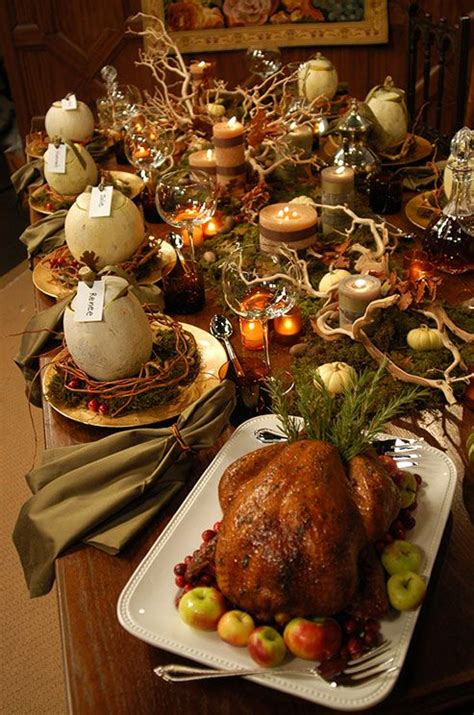 thanksgiving turkey dinner table holiday decor beautiful thanksgiving and tables