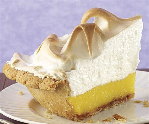 lemon meringue pie pinterest
