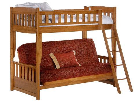 futon bunk bed futon bunk bed oak wood futon bunk sofa bed oak