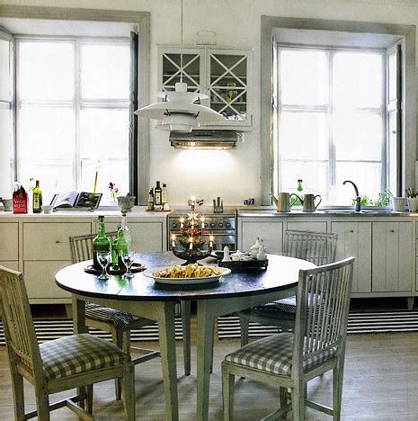 Country Scandinavian Design by Scandinavian Kitchens
