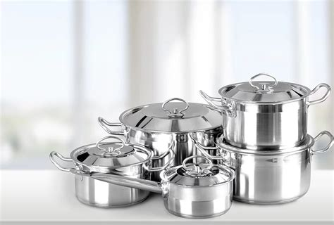 cookware stainless steel non toxic pans stick pots market nontoxic food skillets performance