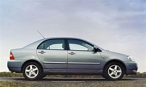Toyota Corolla 2002 : toyota corolla saloon 2002 2006 photos parkers ~ Medecine-chirurgie-esthetiques.com Avis de Voitures
