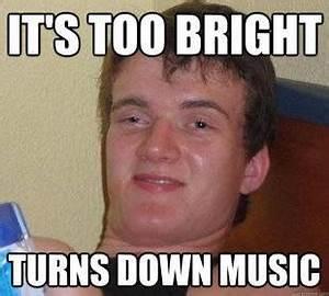 high guy meme