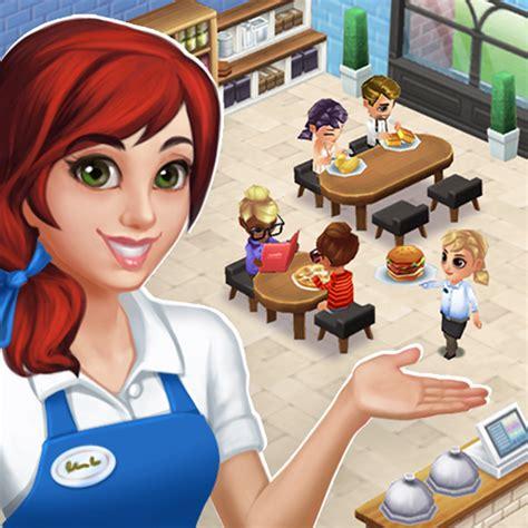 food street restaurant management food game mod apk