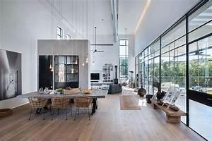 Belle maison contemporaine au design minimaliste