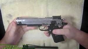 G U0026g Xtreme 45 C02 Gbb Pistol Disassembly