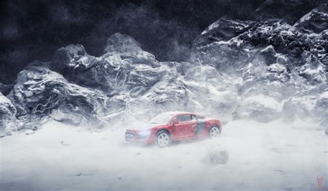 images landscape outdoor snow cold winter road