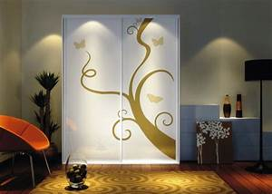 20 decorative sliding closet doors with inspiring designs With decorative sliding door panels