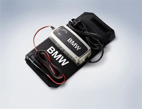 Bmw Genuine Car Trickle Battery Charger Conditioner 36a