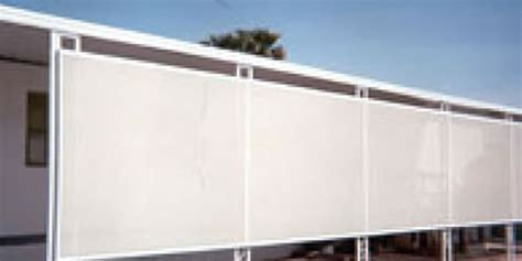 privacy panels shade panels las vegas patio covers