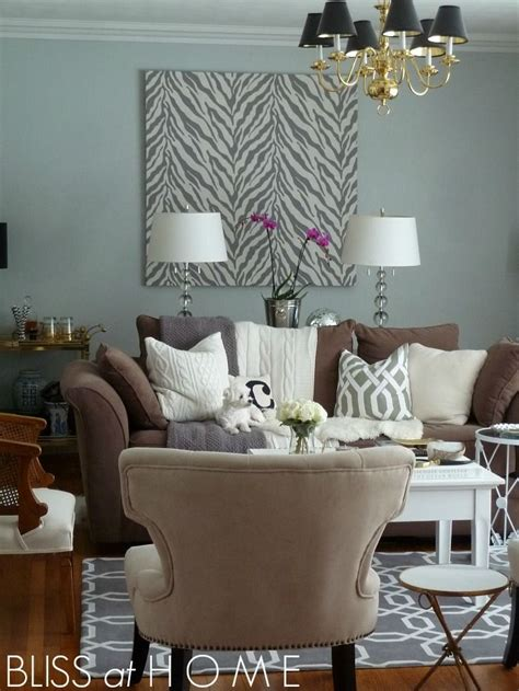 living room refresh for with paint color is