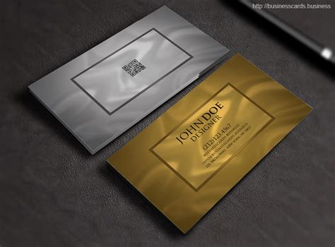 luxury business card psd template business cards