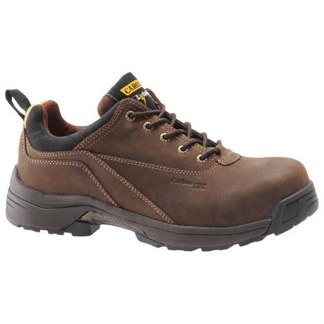 mens light brown oxfords men 39 s carolina lightweight esd composite toe work oxfords