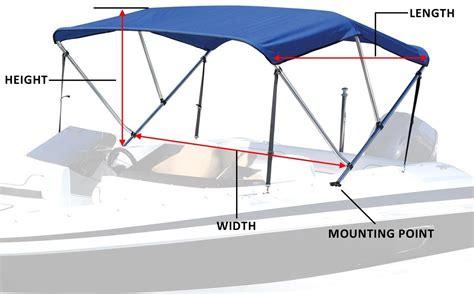 Canvas Bimini Tops For Boats by Boat Bimini Tops National Bimini Tops