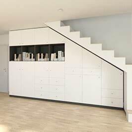 Schrank Unter Treppe Kaufen : individuellen schrank online planen m bel nach ma ~ Markanthonyermac.com Haus und Dekorationen
