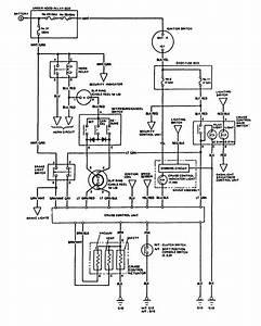 Acura Legend  1988  - Wiring Diagram