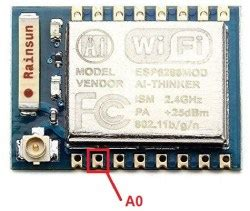 esp8266 adc reading analog values with nodemcu random tutorials