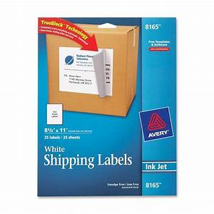 avery mailing label ld products With hp shipping label template