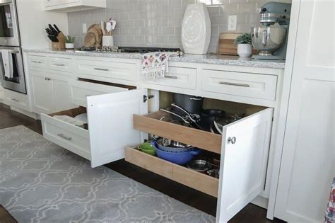 tips for designing a functional kitchen cabinet pull out