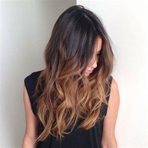 balayage caramel sur base brune balayage blond ou caramel pour vos cheveux ch 226 tains archzine fr