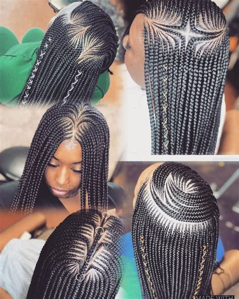 cornrow natural hairstyles    african inspired
