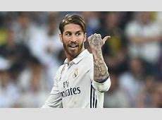 Real Madrid News Sergio Ramos BANNED after tackle on