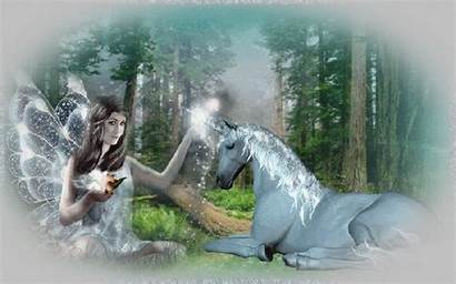 Glitter Unicorn Gifs Eenhoorn Licorne Plaatjes Glitzer