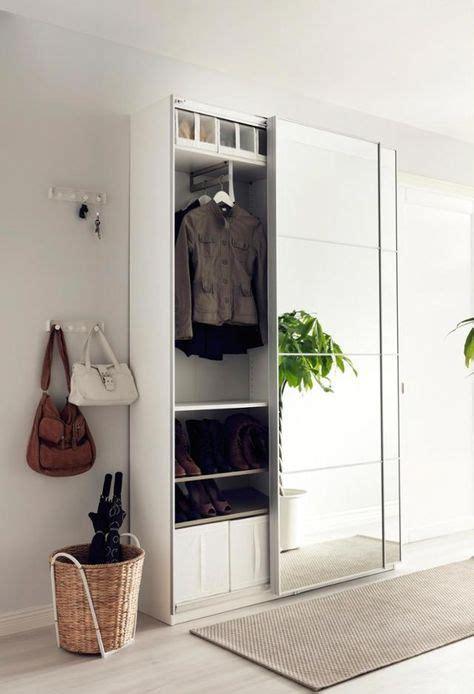Ikea Schrank Garderobe by Garderobenschrank Mit Schiebet 252 R Ikea Garderobe L In