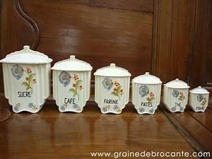 Pots à épices : belle s rie de pots anciens pices ~ Teatrodelosmanantiales.com Idées de Décoration
