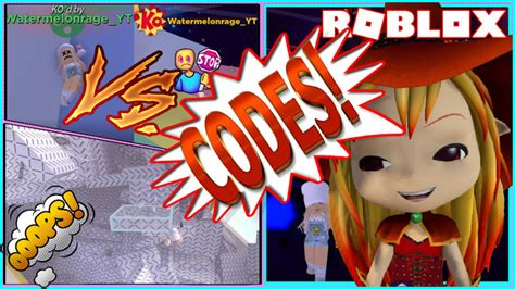 Check out this list below of the latest codes for the game, at the time of writing, all of the codes are working, but please bear in mind that over time codes usually expire and. Roblox Super Doomspire Gameplay! CODES! CODES! FIGHTING A WATERMELON and Trying to crash the ...