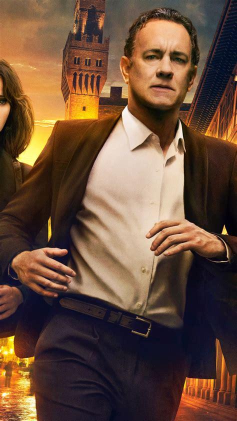 Wallpaper Inferno, Tom Hanks, Felicity Jones, best movies ...
