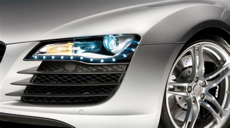 audi matrix headlights the feds don t know what to make of audi s new led
