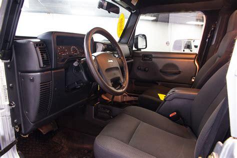 brute jeep interior pre owned 2006 jeep wrangler rubicon brute conversion silver