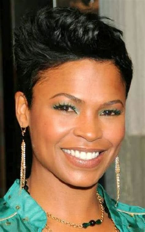 simple hairstyles for short hair black women hair and