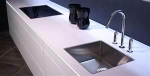 Plan De Travail Compact : plan de travail en quartz silestone pour cuisine et salle ~ Dailycaller-alerts.com Idées de Décoration