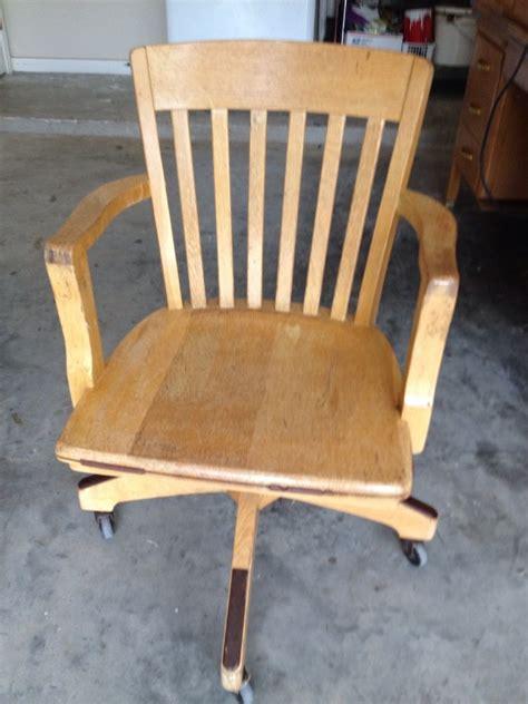 antique wooden swivel desk chair antique solid quartersawn oak wood swivel chair banker