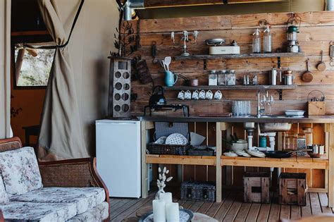 glamping tent  auckland  zealand north island