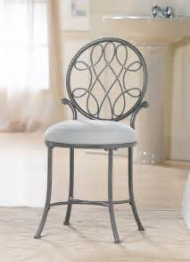hillsdale omalley vanity stool 50946a